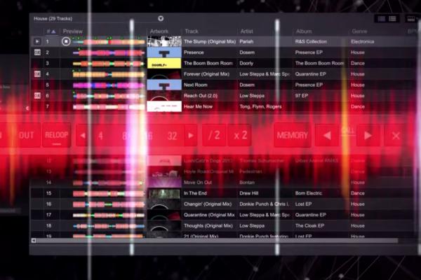 Rekordbox de Pioneer evoluciona a software completo