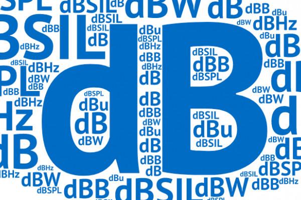 Decibelios a secas (dB) y con apellido (dBm, dBW, dBSPL...)