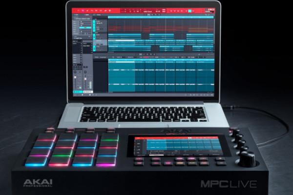 El software Akai MPC ahora puede utilizarse con cualquier controlador
