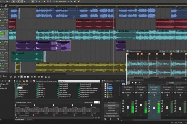Magix resucita Acid Pro: vuelve el antiguo rey de la producción con loops