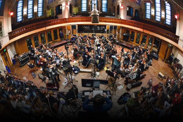 Hans Zimmer Strings, orquesta de cuerdas a lo grande