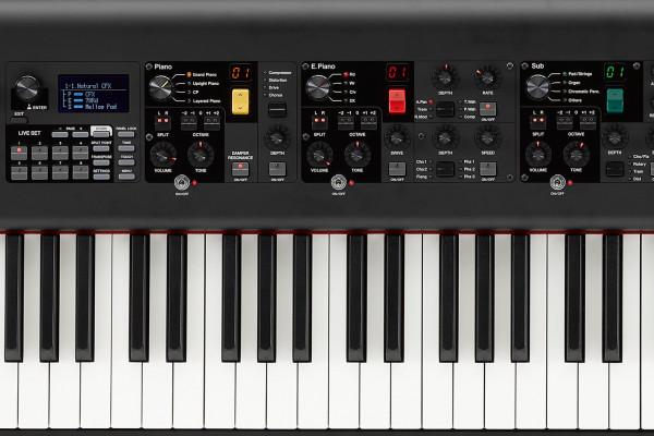 Yamaha CP88 y CP73, pianos de escenario para competir con Nord