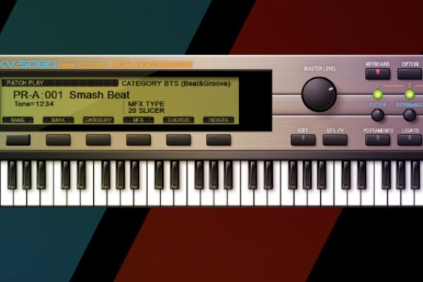 Roland XV-5080, el módulo todoterreno renace en forma de plugin para Roland Cloud