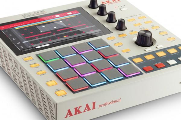 Akai MPC One Retro, tecnología moderna con apariencia clásica