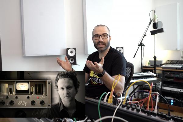Plugin Lab: El Rey, compresor a válvulas de Acustica Audio