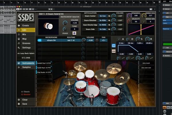 Plugin Lab: Steven Slate Drums 5, un plugin de batería fácil de usar