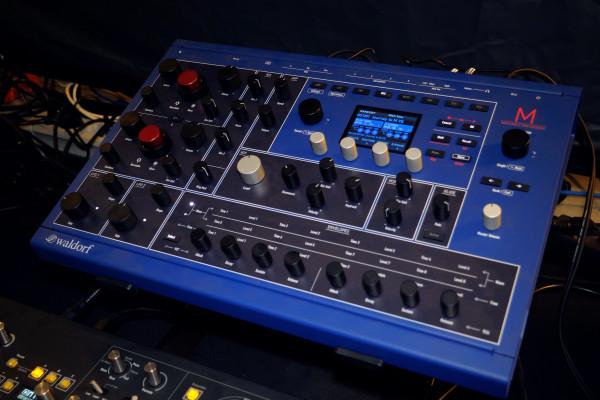 Waldorf M: primer contacto y demo de sonido