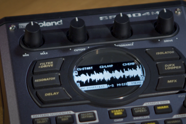 Roland SP-404 MKII, renovación completa del sampler creativo