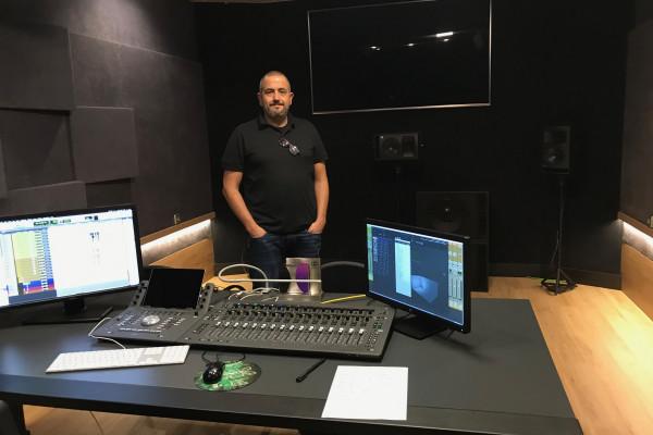 Conectados con Marc Orts, ganador de 5 premios Goya al mejor sonido