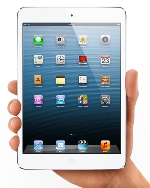 Apple presenta el iPad Mini y un iPad de cuarta generación | Hispasonic