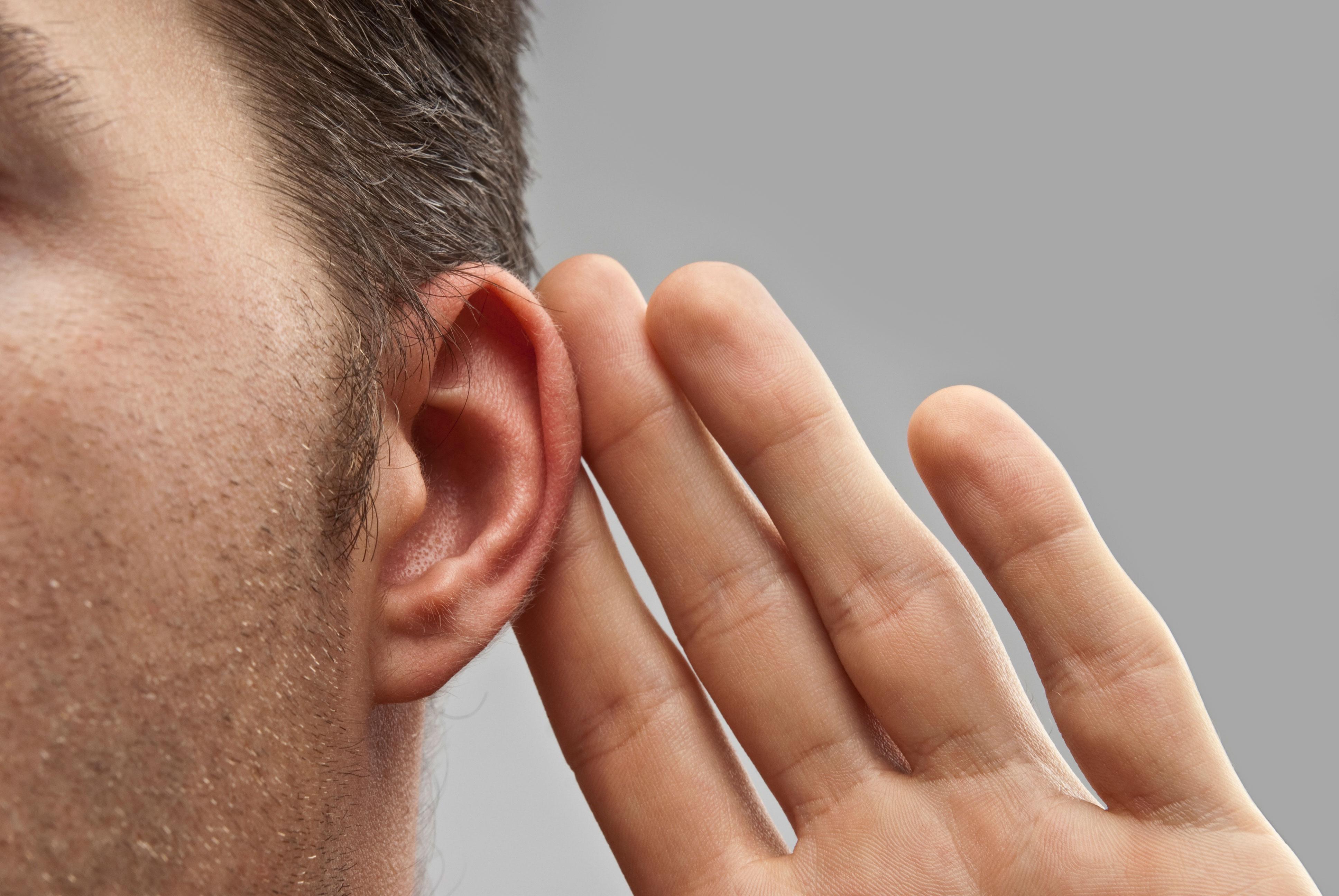 ear sound problem - HD