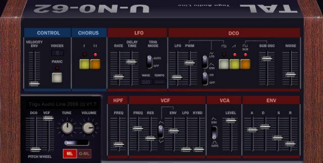 Togu Audio Line TAL-UNO-62
