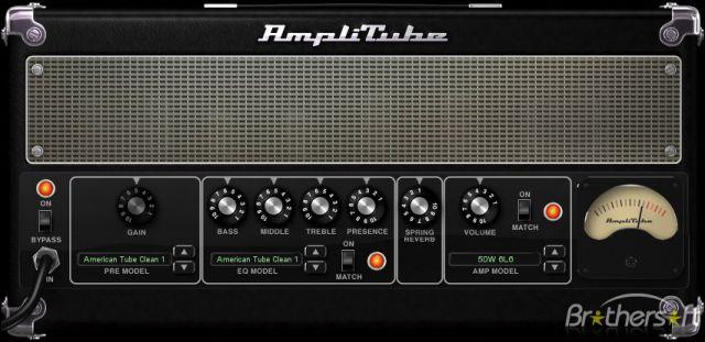 IK Multimedia Amplitube Free
