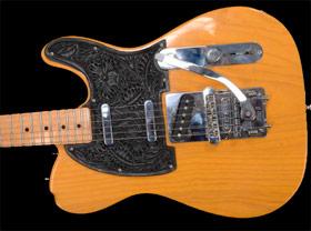 Guitarras con personalidad propia