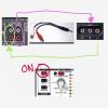 Conexión mixer-pc