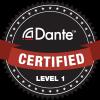 Certificación DANTE