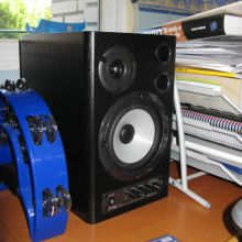 Monitores Behringer MS40