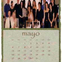 Un mayo en la vida