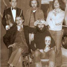 que grupazo TEDIO 1975 y que jovenes eramos