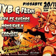 MYB & FRIENDS