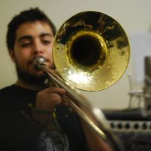 Grabacion trombon