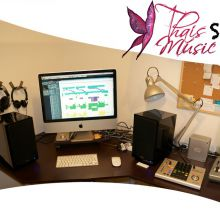 ThaisMusic Studio (foto panorámica)
