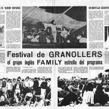 Festival de Granollers