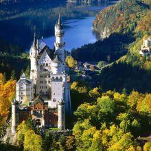 Alemania sideral en verano.