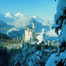 Alemania sideral en invierno