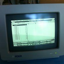 Cubase 2.2 en Atari STE