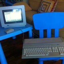 Atari STE 1040 y Cubase