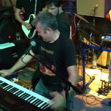Live in Abbey Tavern 2011