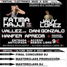 Festival Cultura Electrónica