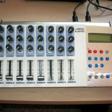 Controlador midi MIDIBOX