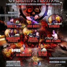 BLACKBASSEFANTASYS PRESENT OVERDRIVE FESTIVAL