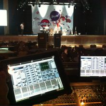 Baute en Digidesign Profile+Ipad