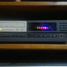 Reproductor de cd.