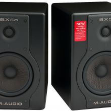 M-audio Bx5a Deluxe Edition