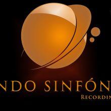 Estudio de grabación Mundo Sinfónico.