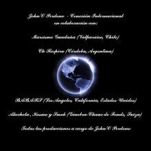 John'O Perdono - Conexión Internacional vol. 1 (Contraportada)