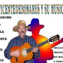 VICENTEDEBONARES Y SU MUSICA