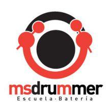 Logo MS-Drummer