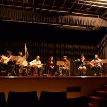 Concierto de final de seminario de improvisación en música modal