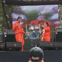 En vivo en festivales