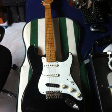 Squier Stratocaster Japan Vintage JV (Puesta a punto)