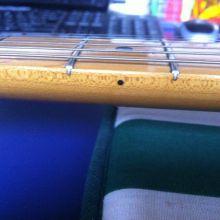 Squier Stratocaster Japan Vintage JV (Puesta a punto) 4