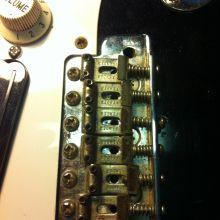 Squier Stratocaster Japan Vintage JV (Puesta a punto) 6