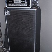 Ampeg SVT4Pro + pantalla Ampeg SVT 810E
