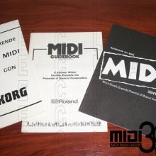 MIDI - 30 años