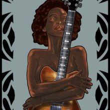Erotic Guitar I